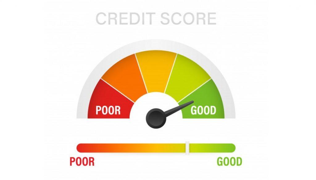 credit-score-scale-showing-good-value-illustration_100456-1333