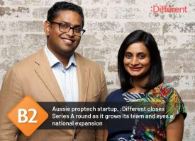 Aussie proptech startup, :Different closes Series A round as it grows its team and eyes a national expansion