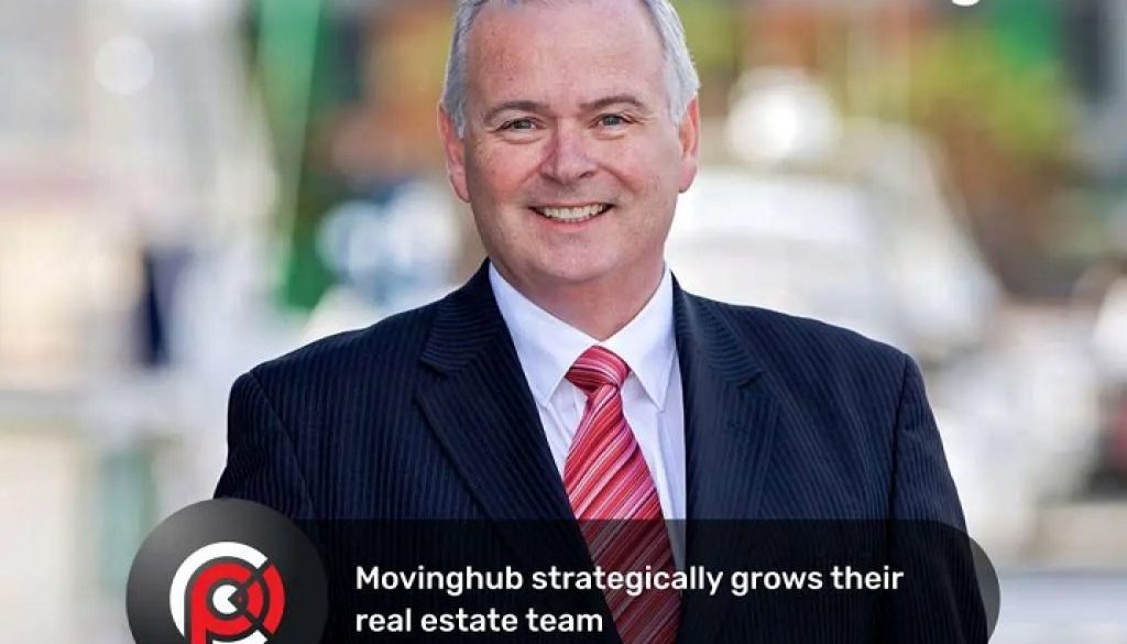 Movinghub strategically grows their real estate team