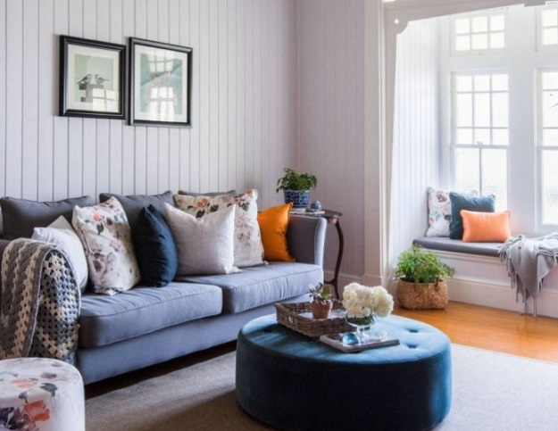 The secret to making low-cost decorating work