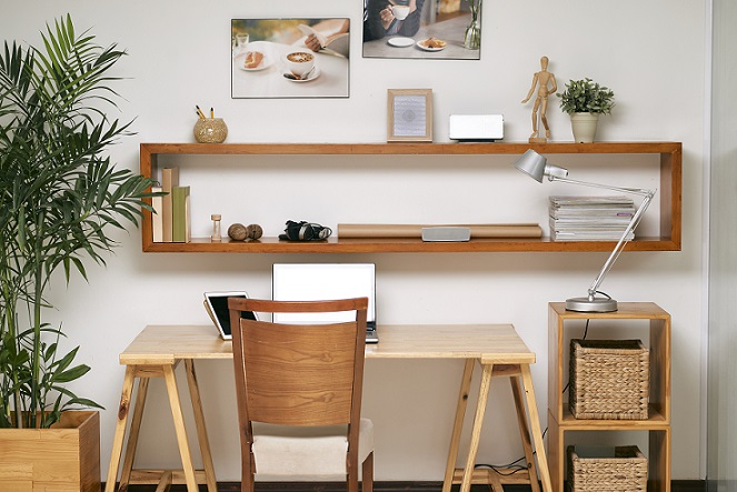Setting up an ideal home office