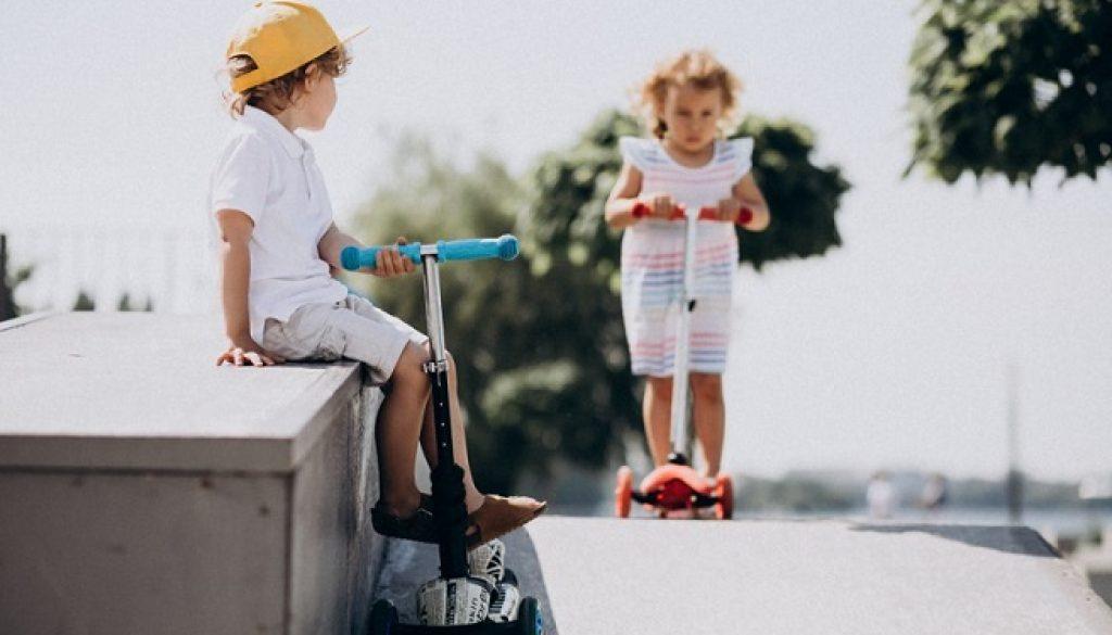 What makes a kid-friendly suburb