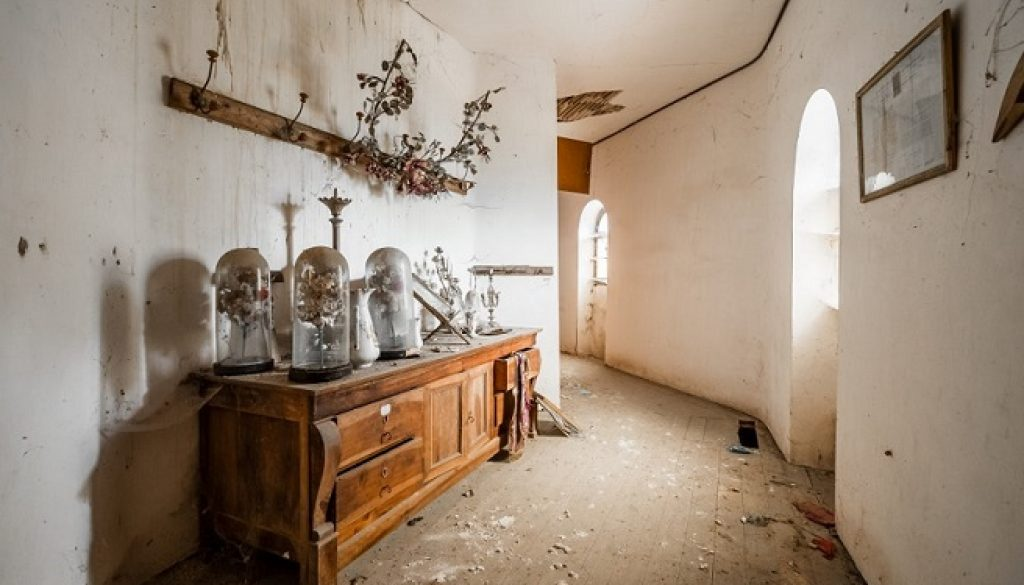 Is it worth buying a derelict property