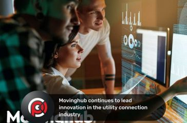 Movinghub continues to lead innovation in the utility connection industry.