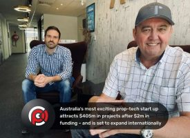 Australia's most exciting proptech start up