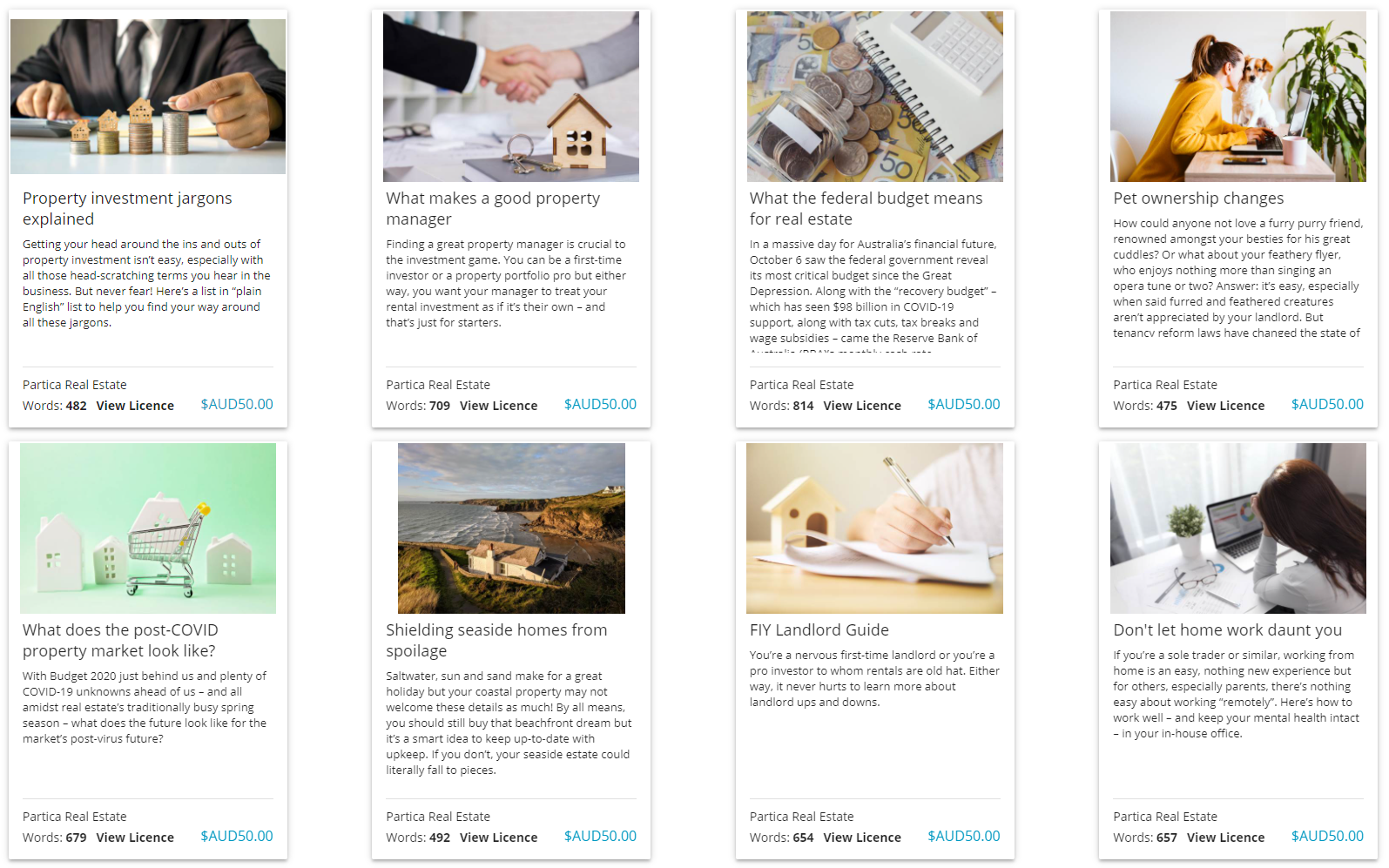 realestatearticles