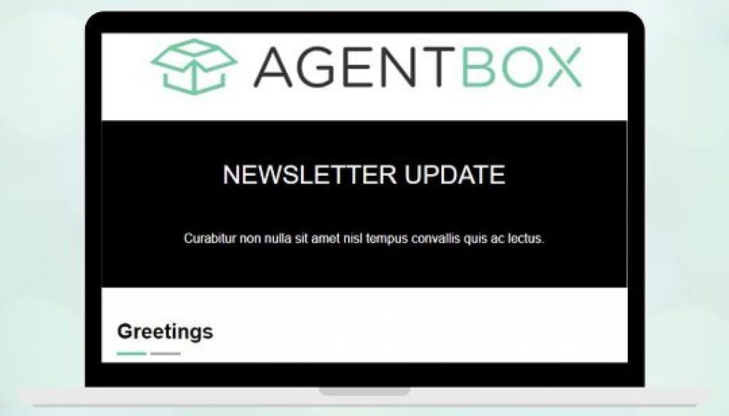 Insert Links to AgentBox E-Newsletters