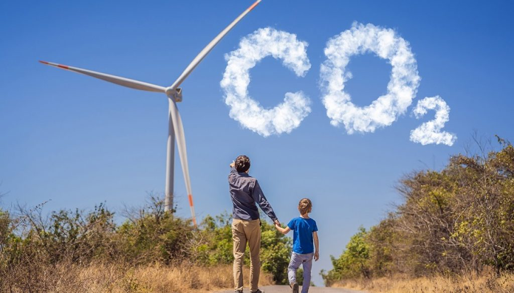 Creating carbon-neutral communities