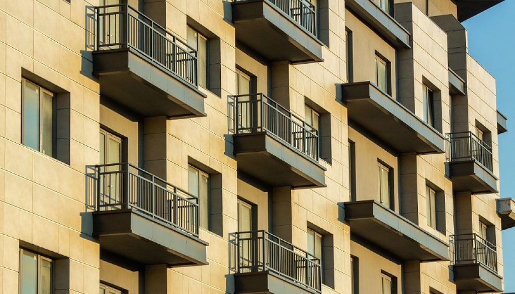 Declining apartment pipeline offset by low-density surge