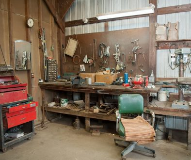 Garage makeovers geared towards multifunctionality