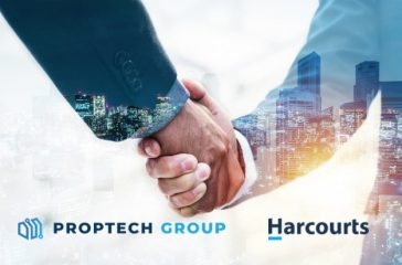 Proptech Group signs Harcourts-min