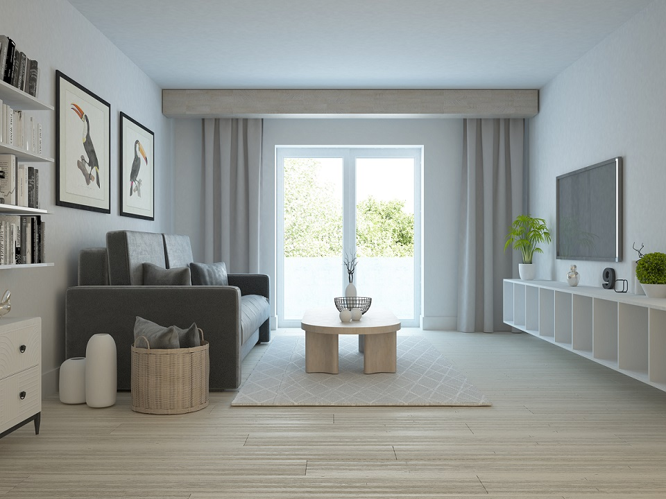 Window shades with a view to energy efficiency